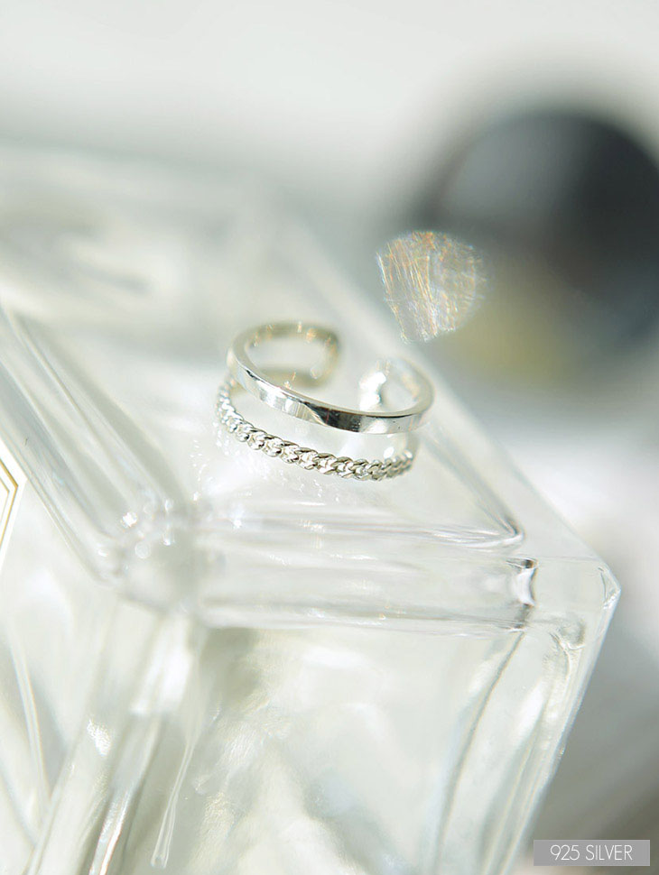 AJ-4315リング(Silver 925)韓国