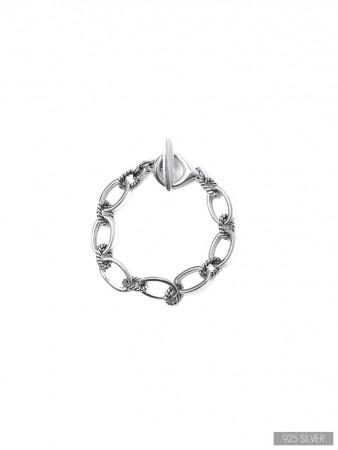 AJ-4665 バングル(Silver 925)韓国