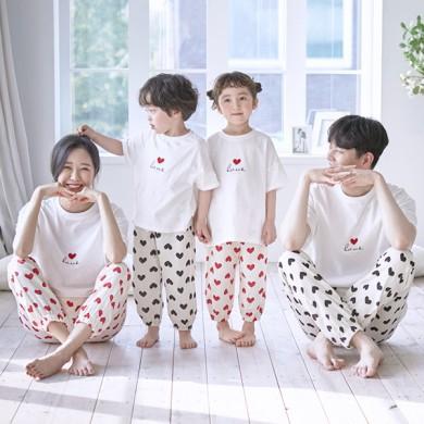 アラジンパンツ家族21B06 /家族ルック、家族の写真の衣装