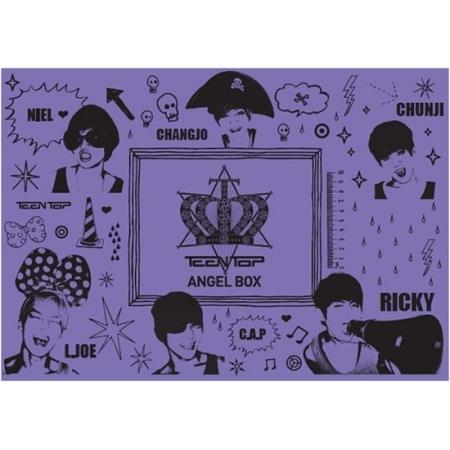 ティンタプ -  TEENTOP ANGEL BOX(1 DISC)