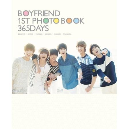 ボーイフレンド -  1ST PHOTOBOOK [365 DAYS]