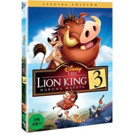 ライオンキング3(1 DISC)