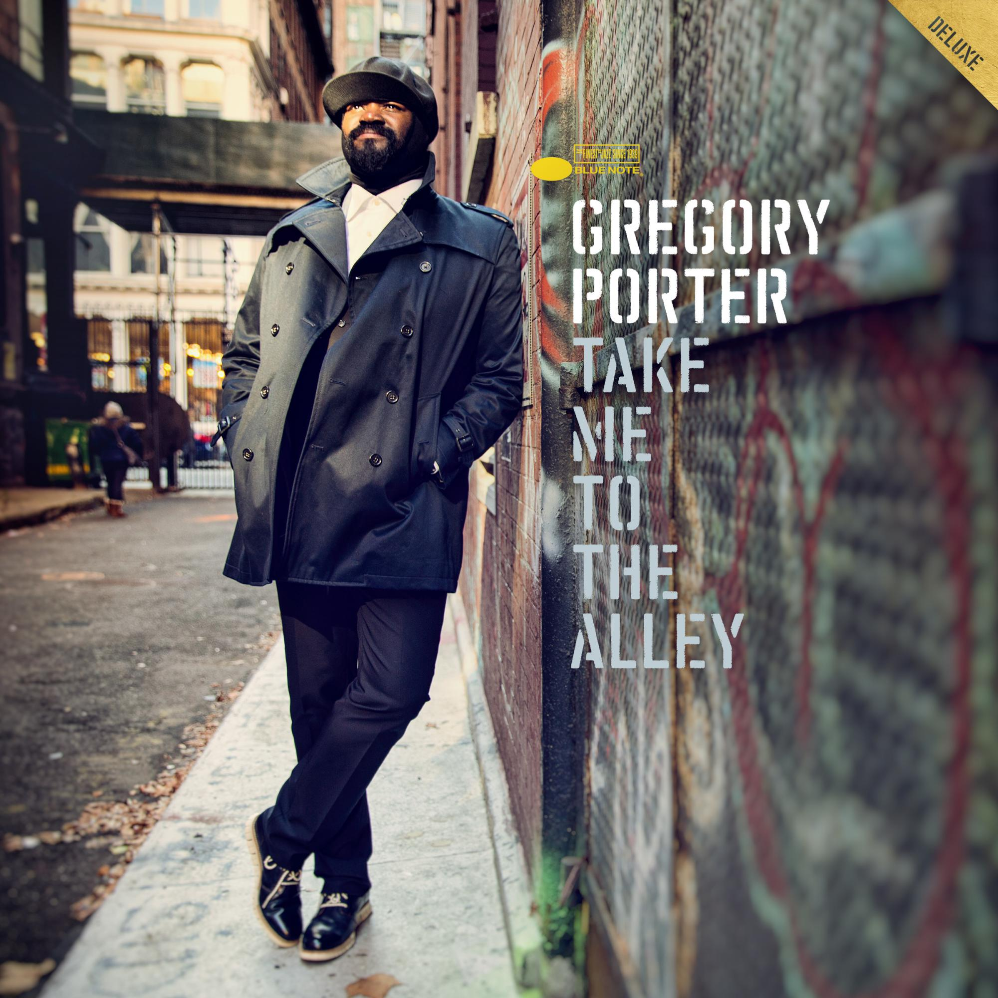 GREGORY PORTER(グレゴリーポーター) -  [Take Me To The Alley](Deluxe / CD + DVD)