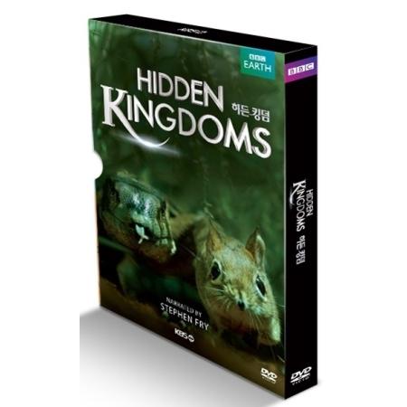 BBC隠しキングダム(1 DISC)