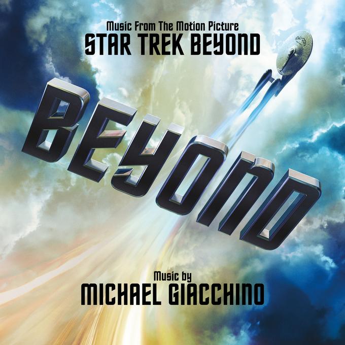 Star Trek Beyond  -  OST:マイケルジアチノ(MICHAEL GIACCHINO)