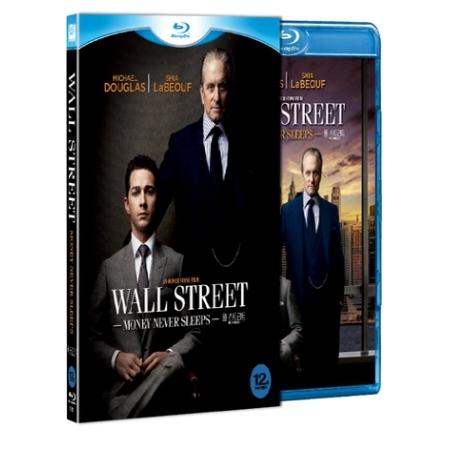 ウォールストリート:マネーネバースリップス(1 DISC)
