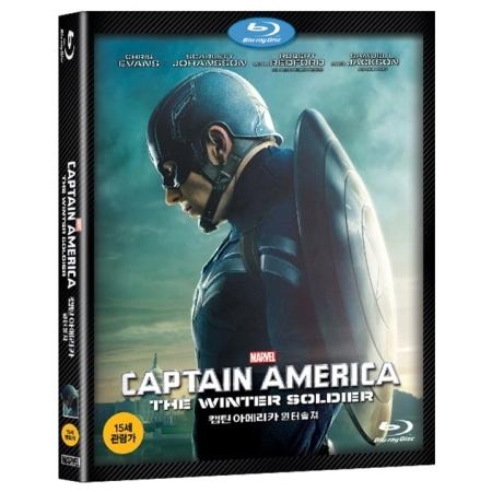 キャプテンアメリカ:ウィンターソルジャー(1 DISC)