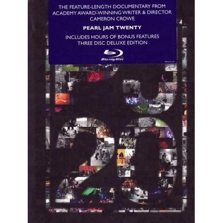 PEARL JAM  -  TWENTY:DELUXE EDITION(3 DISC)