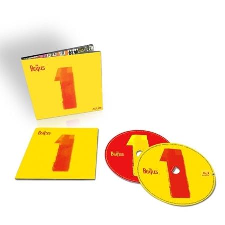 BEATLES  -  THE BEATLES 1(LTD。ED。GATEFOLD CD DIGISLEEVE)