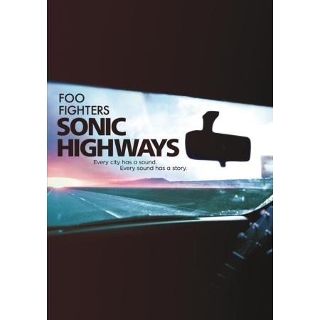 FOO FIGHTERS  -  SONIC HIGHWAYS(3 DISC)