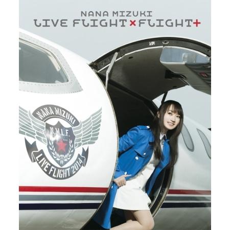 NANA MIZUKI  -  LIVE FLIGHT X FLIGHT +(4 DISC)
