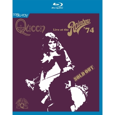 QUEEN  -  LIVE AT THE RAINBOW '74(2 DISC)