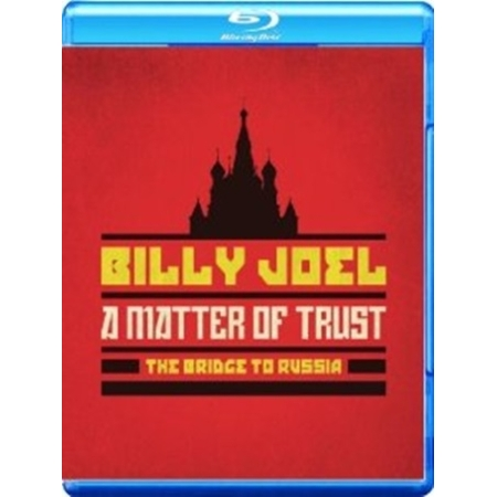 BILLY JOEL  -  A MATTER OF TRUST:BRIDGE TO RUSSIA CONCERT(1 DISC)