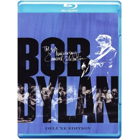 BOB DYLAN  -  30TH ANNIVERSARY CONCERT CELEBRATION(DELUXE EDITION)(1 DISC)