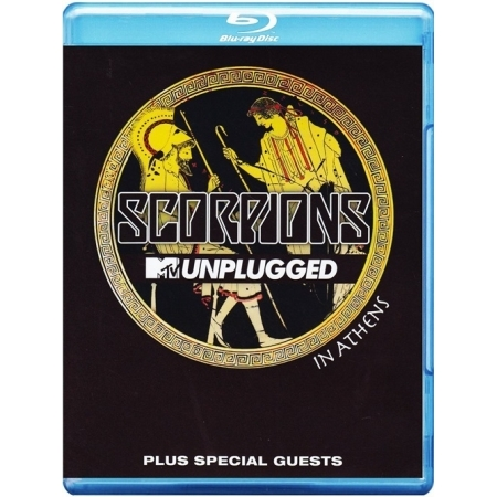 SCORPIONS  -  MTV UNPLUGGED:LIVE IN ATHENS(1 DISC)