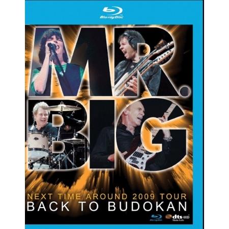 MR。 BIG  -  NEXT TIME AROUND 2009 TOUR:BACK TO BUDOKAN(1 DISC)