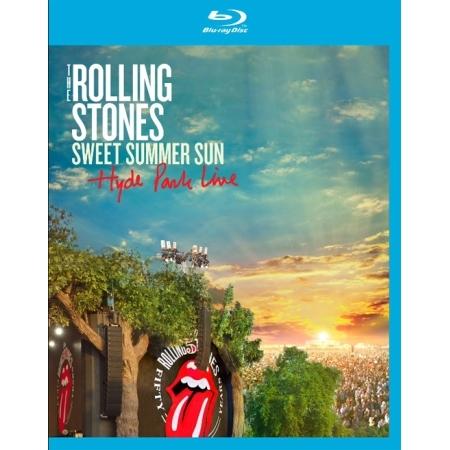 ROLLING STONES  -  SWEET SUMMER SUN:HYDE PARK LIVE(1 DISC)