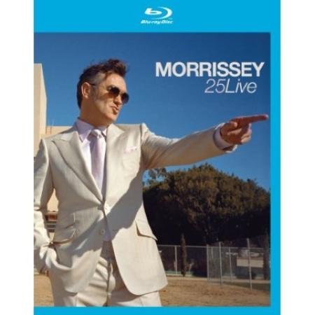 MORRISSEY  -  25:LIVE(1 DISC)