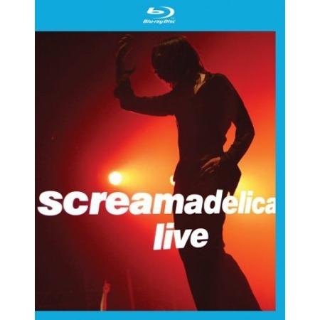 PRIMAL SCREAM  -  SCREAMADELICA LIVE(1 DISC)