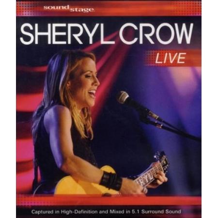 SHERYL CROW  -  LIVE(1 DISC)