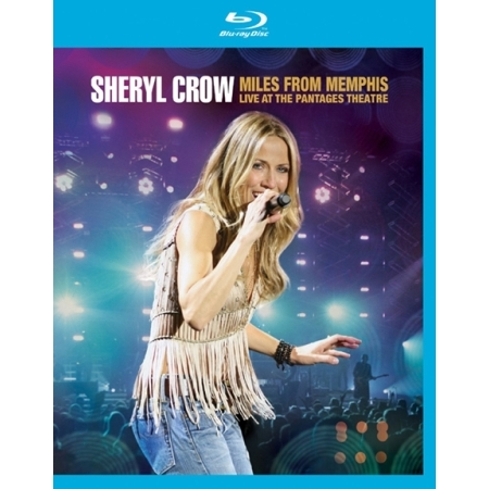 SHERYL CROW  -  MILES FROM MEMPHIS(1 DISC)