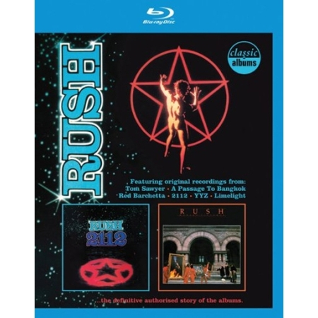 RUSH  -  2112 MOVING PICTURES(1 DISC)