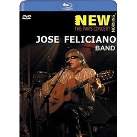 JOSE FELICIANO  -  PARIS CONCERT:NEW MORNING(1 DISC)