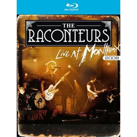THE RACONTEURS  -  LIVE AT MONTREUX 2008(1 DISC)