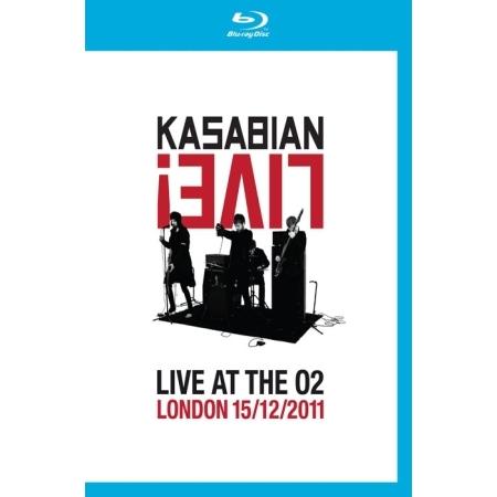 KASABIAN  -  LIVE! :LIVE AT THE O2(1 DISC)