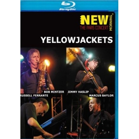 YELLOWJACKETS  -  THE PARIS CONCERT(1 DISC)