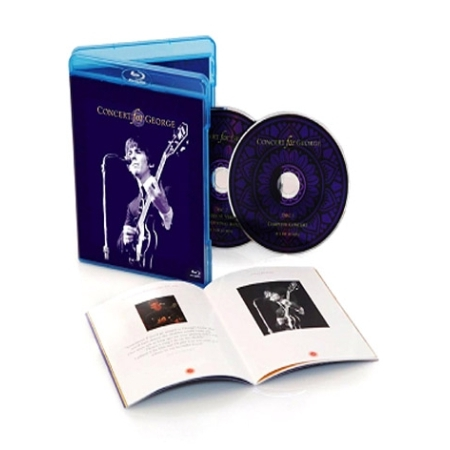 CONCERT FOR GEORGE(2 DISC)