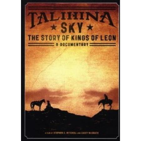 キングス・オブ・レオン -  TALIHINA SKY:THE STORY OF KIINGS OF LEON(1 DISC)
