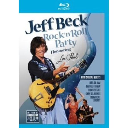 JEFF BECK  -  ROCK 'N' ROLL PARTY(1 DISC)
