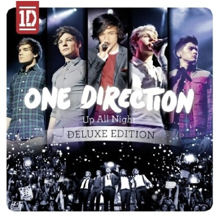 ONE DIRECTION  -  UP ALL NIGHT:THE LIVE TOUR(1 DISC)