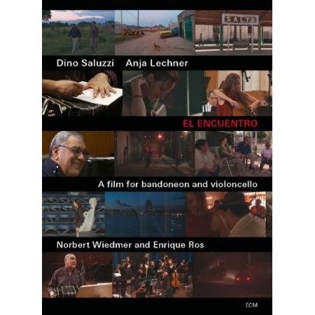 ディノ歳ルッチ&アンヤレフノ -  EL ENCUENTRO:A FILM FOR BANDONEON AND VIOLONCELLO(1 DISC)
