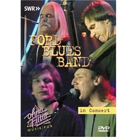 ロッベンフォードブルースバンド - であるコンサート(1 DISC)
