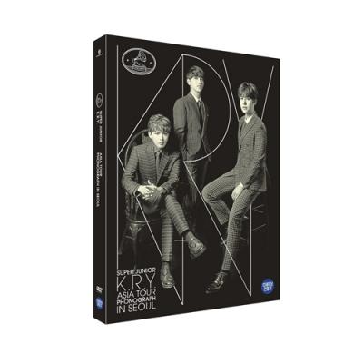 スーパージュニア(Super Junior) -  KRY Asia Tour [PHONOGRAPH] in Seoul