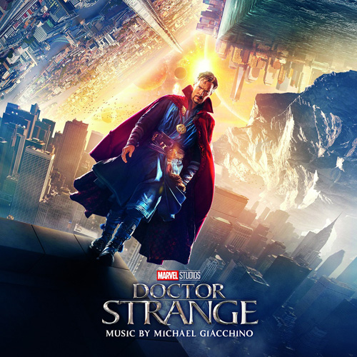 Michael Giacchino  -  Doctor Strange OST(ドクターストレンジ)