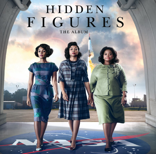 Hidden Figures:The Album(ヒドゥンフィギュアス) -  OST(Pharrell Williams&Various Artists)