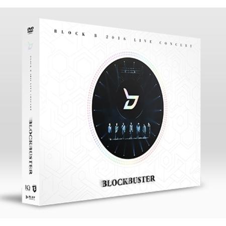 ブロック非(BLOCK B) -  2016 LIVE CONCERT BLOCKBUSTER DVD