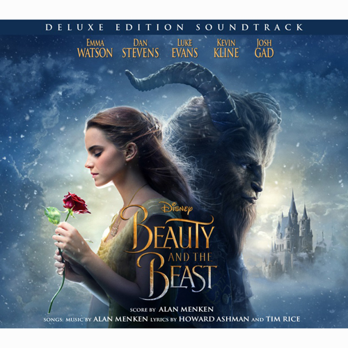 Beauty And The Beast(美女と野獣) -  OST(DELUXE EDITION)