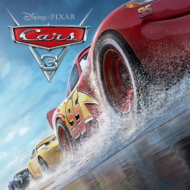 Cars 3  -  OST(輸入盤)