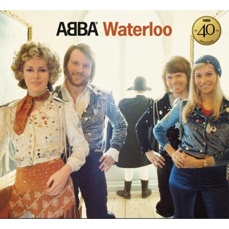 ABBA(アバ) -  WATERLOO(DELUXE EDITION)[CD + DVD] <2 FOR 1>