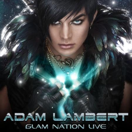 ADAM LAMBERT(アダムランバート) -  GLAM NATION LIVE [CD + DVD]