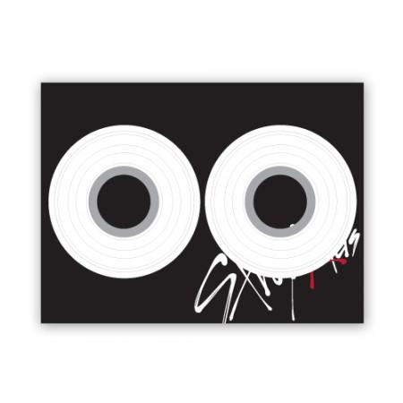 Stray Kids(ストレイキッド) -  2018 OFFICIAL GOODS [マスキングテープセット/ MASKING TAPE SET]