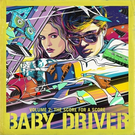 Baby Driver Vol2:The Score for a Score  -  OST