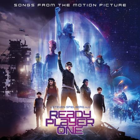 レディプレーヤーウォン(READY PLAYER ONE) -  OST [映画ポップアルバム]