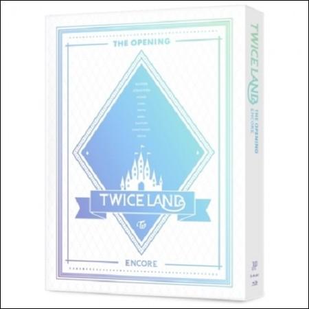 アップデートワイス(TWICE) -  TWICELAND:THE OPENING [ENCORE] BLU-RAY(2 DISC)