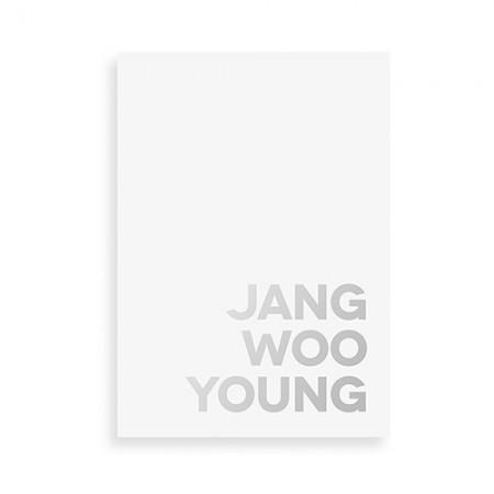 チャン・ウヨン -  [別れる時]メイキングブック(レンチキュラプレゼント!)