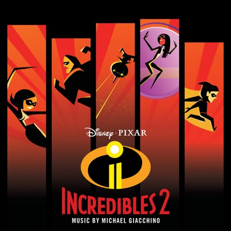 INCREDIBLE 2  -  OST